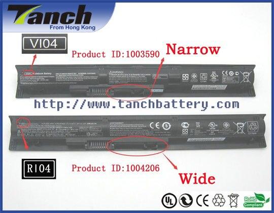 VI04 756478 421 756743 001 HSTNN DB6I Laptop Battery For HP Pavilion 15 PAVILION 17 Envy
