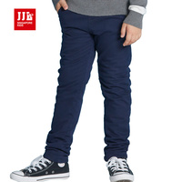 Winter Boys Ruffle Pants Kids Pants Full Length Casual Kids Jogging Pants Teenage Boy Trousers Kids