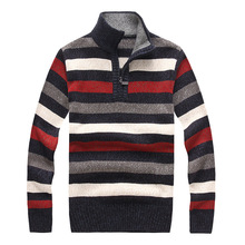 kudumid Men 2016 New Arrival Winter Thick Warm Mens Sweaters Wool Pullover Men Knitwear