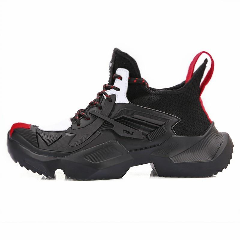 Preto Hop Super Aumentar Respirável Superiores branco Coreano Grosso vermelho Dos Novas Altos Sapatilhas Homens Ins Sapatos Shose Quadril sola Desportivos Quente ZpUI5