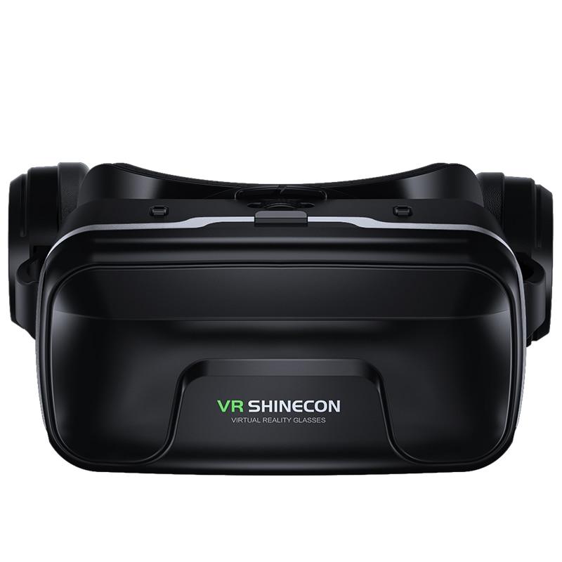 Virtual Reality 3D helmet glasses  5
