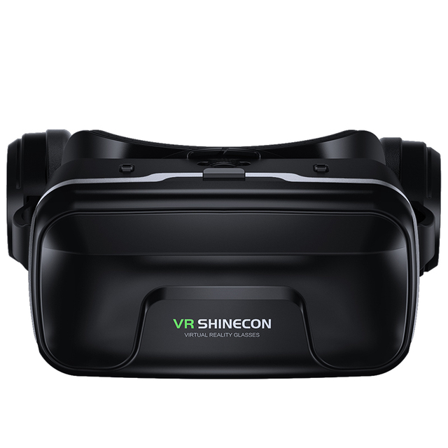 VR Shinecon 10.0 Casque Helmet 3D Glasses Virtual Reality Headset For Smartphone Smart Phone Goggles Video Game Viar Binoculars 5