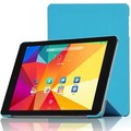 Для Cube T9 Люкс Ultra Slim Шелковый Шаблон PU Кожаный Чехол Смарт-Чехол Для Cube T9 9.7 Tablet Cover Case