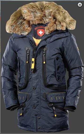 Mens Khaki Jacket Seewolf Wellensteyn Seacliff TKJcF3l1