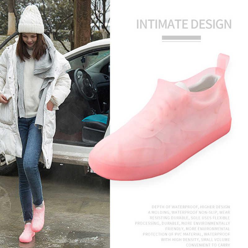 Lluvia Impermeables Botas De Cubre Kesmall Reutilizables Zapatos VGUjzLqpSM