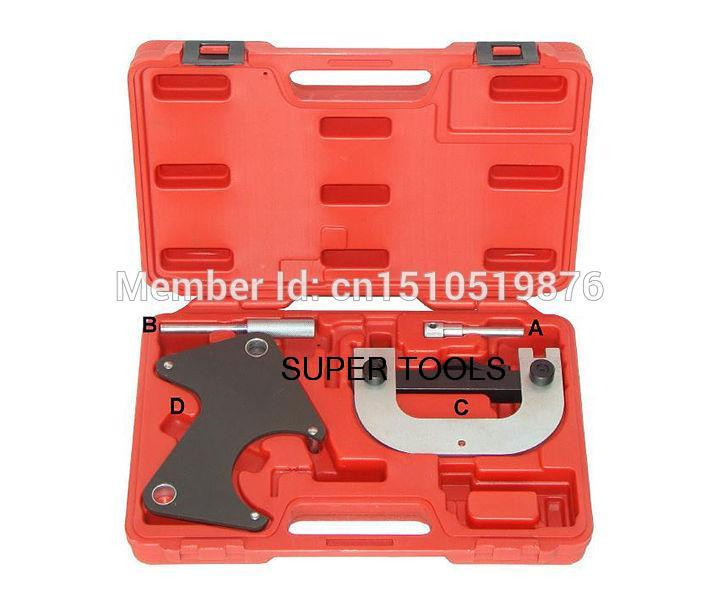 Automotive Engine Timing Crankshaft Locking Alignment Tool Kit For RENAULT K4J K4M F4P F4R AT2088Automotive Engine Timing Crankshaft Locking Alignment Tool Kit For RENAULT K4J K4M F4P F4R AT2088
