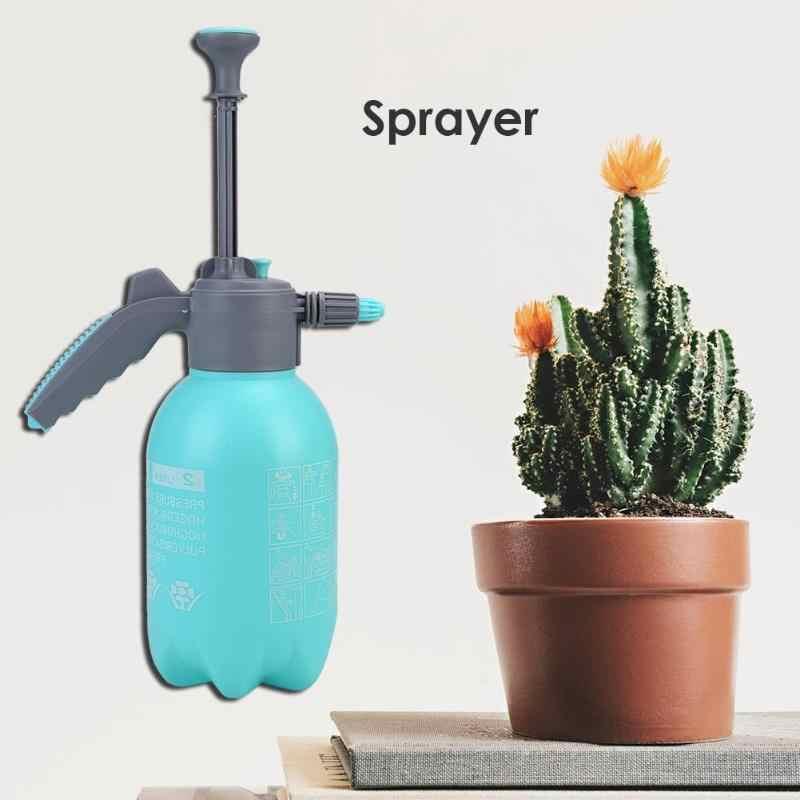 2L Sprayer Tekanan Portabel Taman Semprotan Botol Ketel Handheld Bunga Tanaman Spray Botol Pot Penyiraman Sprayer Botol Ketel
