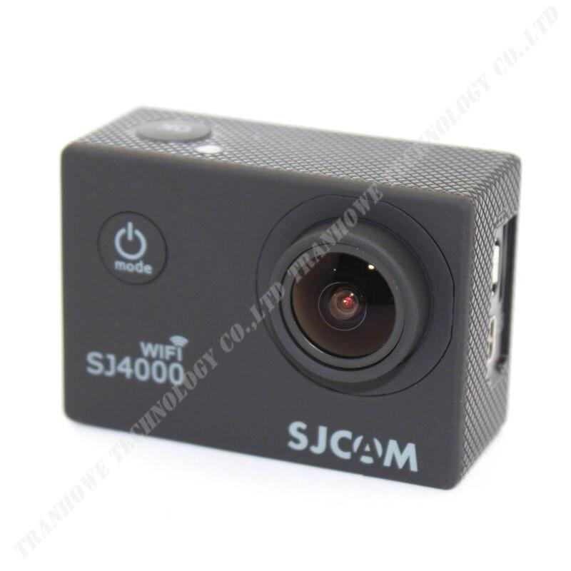 Livraison gratuite!! Original SJCAM SJ4000 WIFI plongée 30 M étanche extrême casque Cam Sport Action Cam - 2
