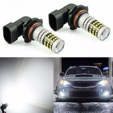 2x 9006 HB4 1400 Lumens Extremely Bright 1020 Chips 39 LEDs LED Fog Light Bulbs, 6000K White,VANSSI(China)