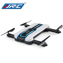 drone with camera JJRC H61 Follower New Generation Optical Flow Folding Drone Headless Mode Colorful LED lights cool flying Dron