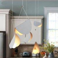 Simple โพสต์   โมเดิร์นความคิดสร้างสรรค์จี้โคมไฟโคมไฟระย้า led hanglamp loft โคมไฟตกแต่งโคมไฟห้องนั่งเล่น-ใน โคมไฟแบบห้อย จาก ไฟและระบบไฟ บน