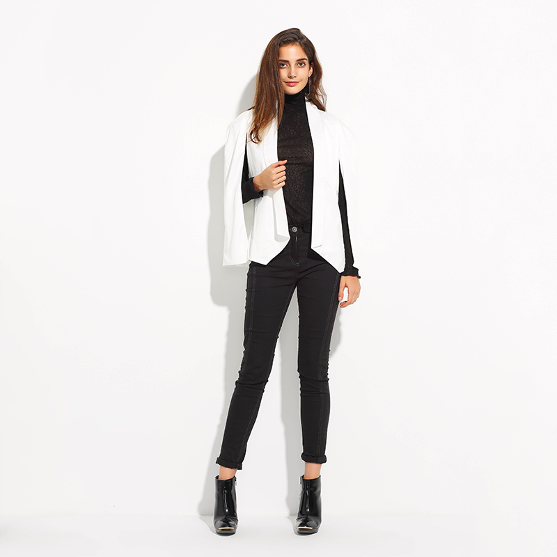 Online Get Cheap White Fitted Blazer -Aliexpress.com | Alibaba Group
