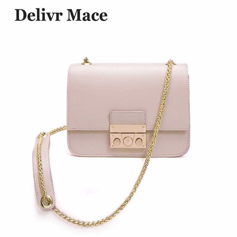 Bags For Women 2018 Famous Brand Summer Pink Small Flap Chain Crossbody Bag Female Shoulder Bags Women Casual Messenger Bags antbook women chain messenger bags fashion new female solid small shoulder bags jelly small lock crossbody bag for women bags