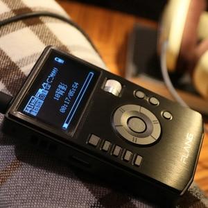 Image 4 - 2019 Flang V5 HIFI Player Professionelle Verlustfreie Musik MP3 Musik Tragbare Stereo MP3 Mit 4452VN DAC Unterstützung FLAC DSD