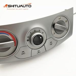 Image 5 - AshituAuto voiture A/C interrupteur de commande de chauffage interrupteur de commande de climatisation pour Chevrolet Sail 2010 2014 OEM #9013639