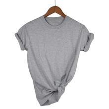 Wysokiej jakości 13 kolorów XS-2XL zwykły T Shirt kobiety bawełna elastyczny prosty T-shirt kobiet dorywczo topy z krótkim rękawem T-shirt kobiet tanie tanio Tees REGULAR Drukuj haoqifetniu O-neck Batik NONE COTTON Na co dzień
