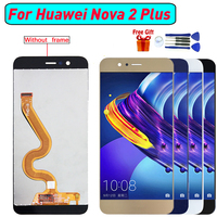 For Huawei nova 2 plus Display LCD Screen replacement For Huawei nova2 plus lcd display screen complete module