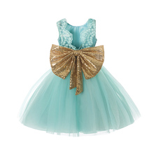 Princess bow dress –