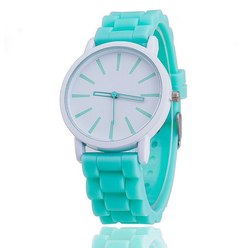 New Fashion Women Silicone Watch Hot Casual Quartz Watch Ladies Wrist Watch Relogio Feminino Montre Femme Gift 377 burei new creative design watch mineral stylish quartz women watch casual fashion ladies gift wrist watch vintage timepieces