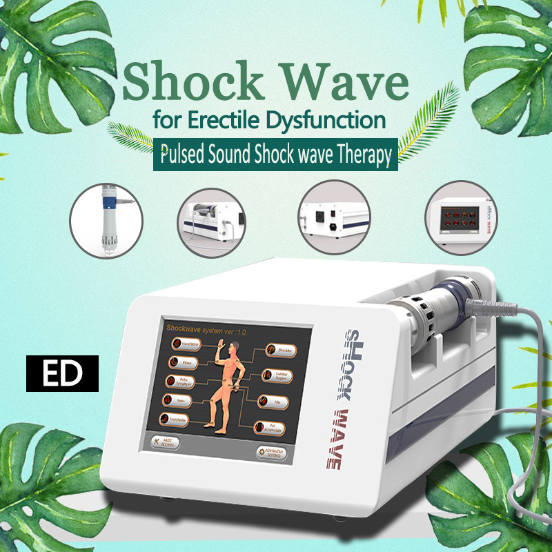 Smartwave And Gainwave Theraphy For ED Electromagnetic Machine For Countering ED Erectile Dysfunction Physical Therapy