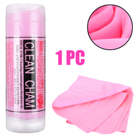 cleaning wipes Durable Soft PVA Car Magic Washing Cleaning Chamois Leather Cloth Wipes Suede Absorbent Clean Towel Car Wash Accessories (1)