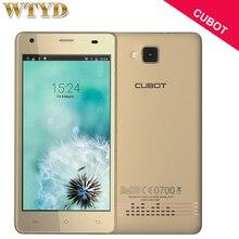 Оригинал CUBOT Эхо 16 ГБ + 2 ГБ Сети 3 Г 5.0 дюймов Android 6.0 MTK6580 Quad-Core 1.3 ГГц Dual SIM 13.0MP OTG 3000 мАч Батареи