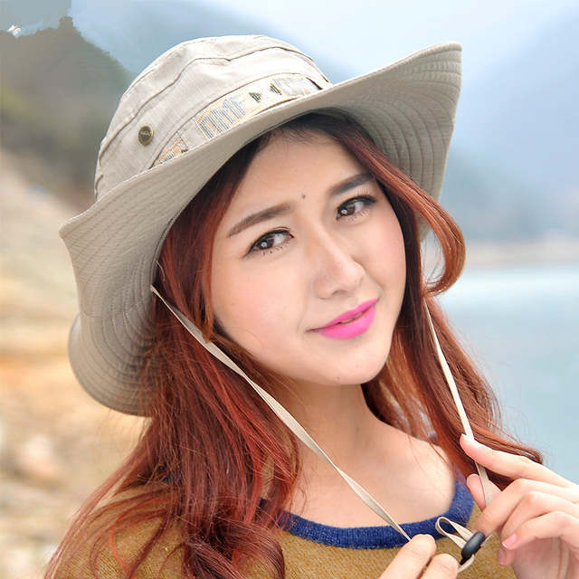 2018 New Spring Men women Travel Cap Sun Hats Summer Fashion Men Bucket Hat  Holiday Seaside d9a01d71f196