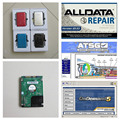 Car Repair Software all data 10.53 alldata and mitchell software + ATSG + 2015 Mithcell on demand software 3 in1 1000GB HDD