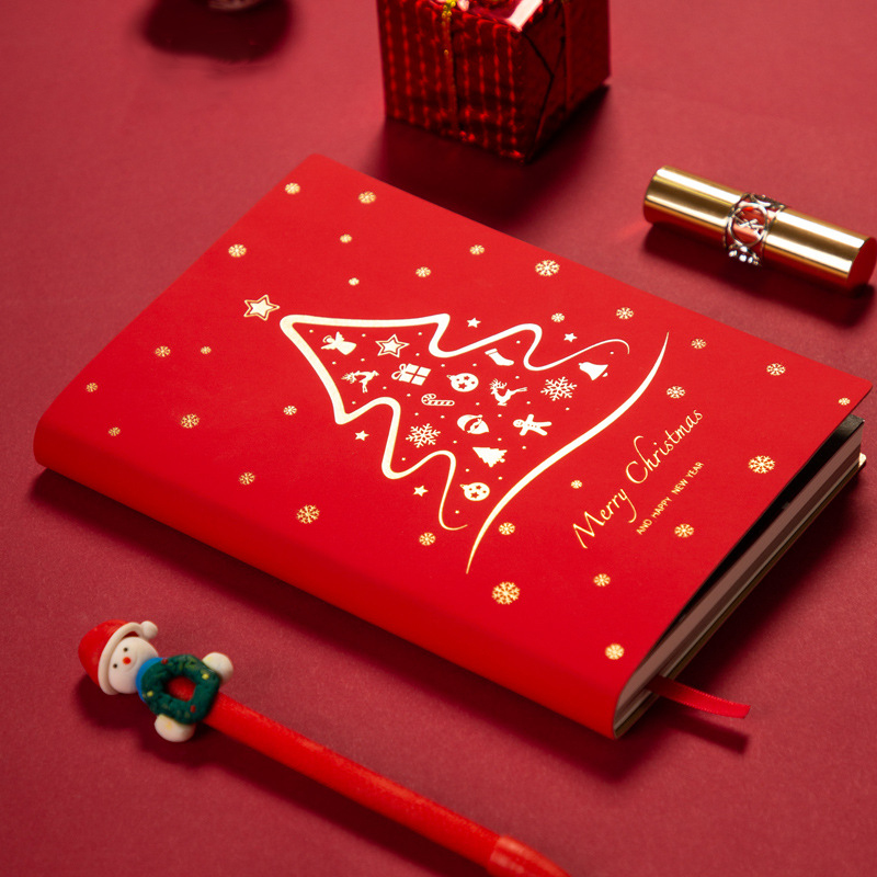 Agenda 2019 Christmas notebook Diary Office Business Stationery Desktop Office School Supplies Christmas gift present harvey slumfenburger s christmas present