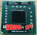 Original AMD phenom N830 CPU HMN830DCR32GM Socket S1 (S1g4) 2.1G processor for laptop notebook triple core