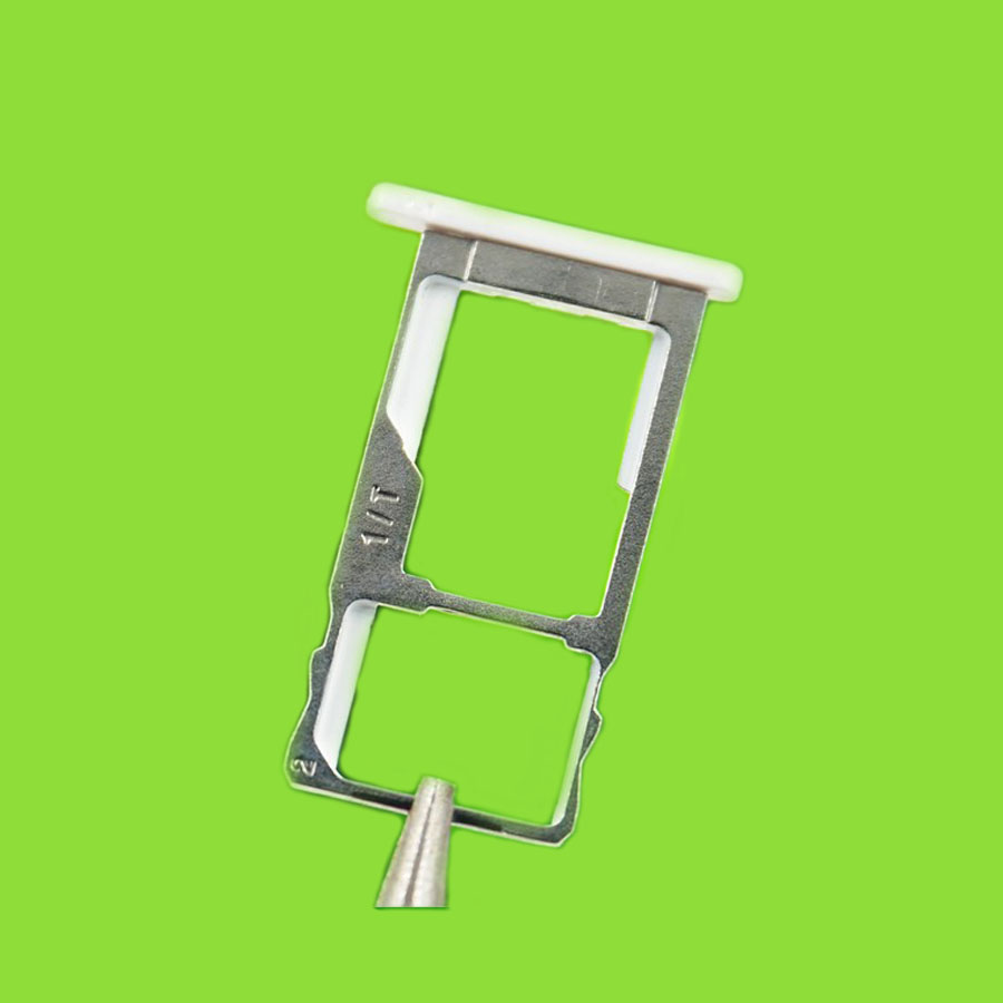 <font><b>SIM</b></font> Card <font><b>Tray</b></font> Slot Holder Adapters For <font><b>Meizu</b></font> <font><b>M2</b></font> <font><b>Note</b></font> MeiLan Note2 <font><b>note</b></font> 2 Replacement Parts Repair image