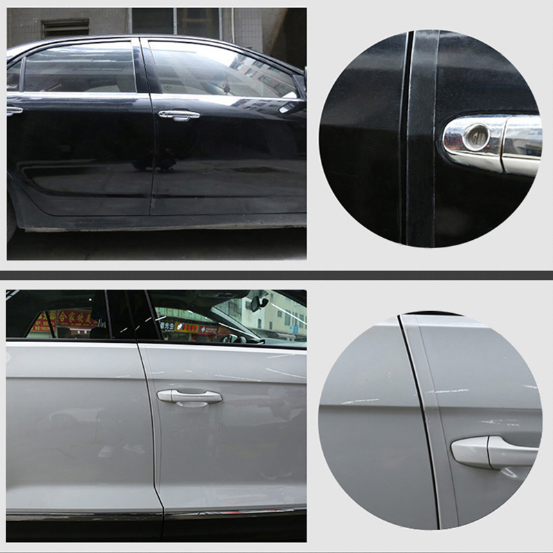 Image 5 - Car Sticker Protector Strip Film Transparent Nano Velcro Auto Door Edge Side Guard Anti Collision Scuff Protection Universal-in Car Stickers from Automobiles & Motorcycles