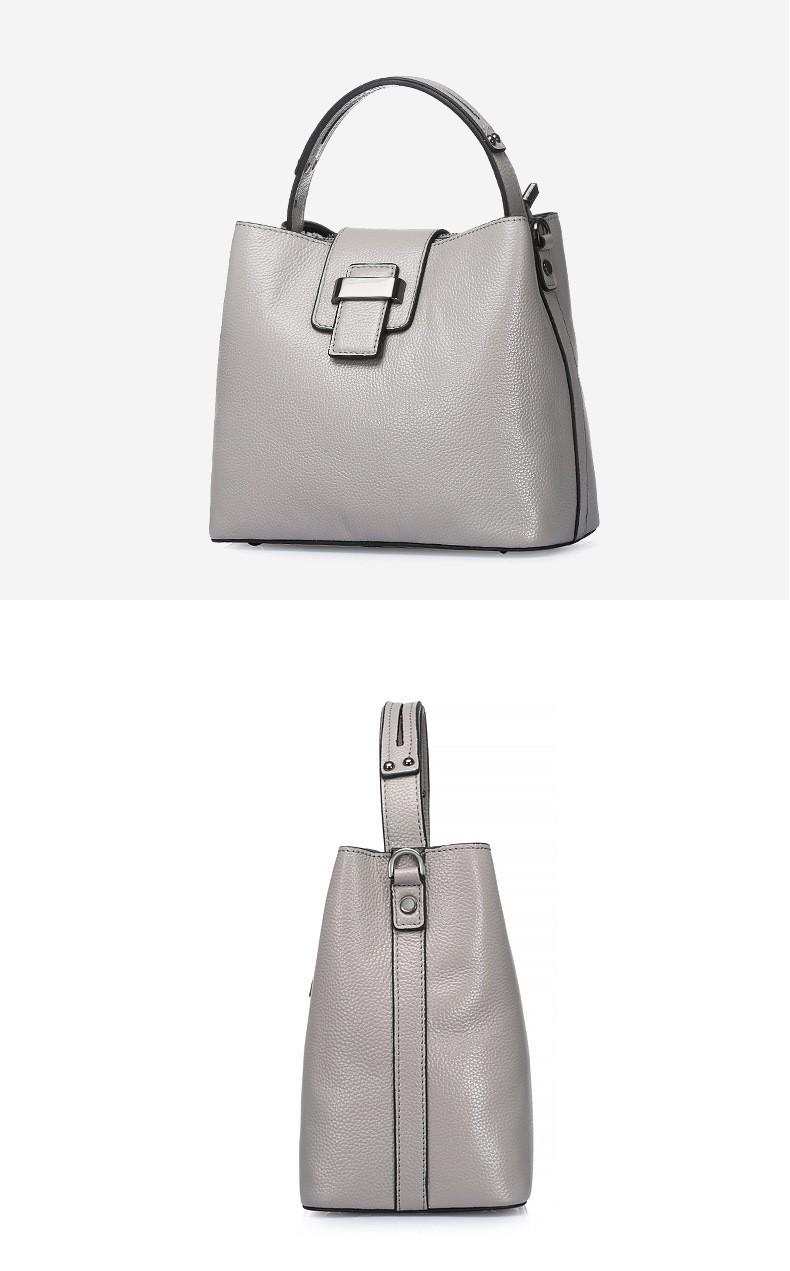 women genuine leather handbag 19