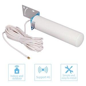 Image 4 - Antena macho 3g 4g lte sma 4g 2.4ghz, antena 3g com cabo impulsionador de sinal gsm, roteador wifi 4g