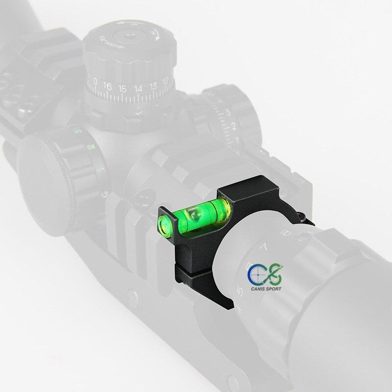 AirSoft Silah Tüfəngi Bubble Səviyyə Dəstəkli Üzüklər - Ovçuluq - Fotoqrafiya 3