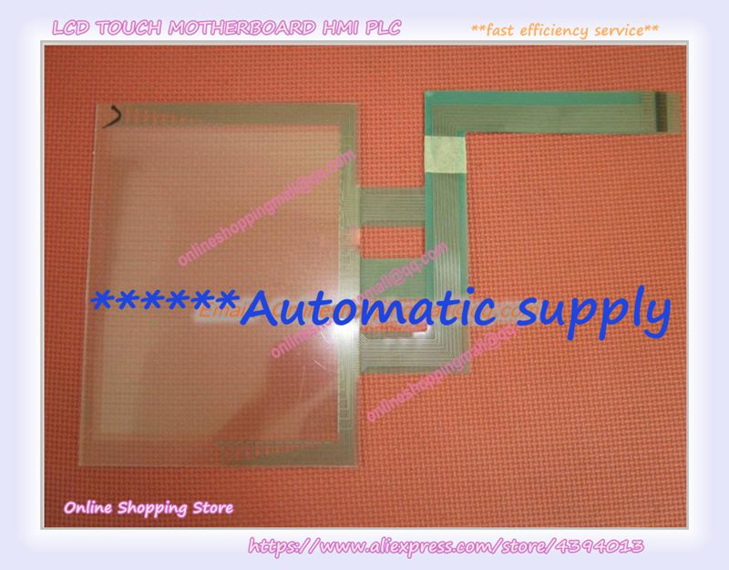 New GP570-TC31-24V touch screen glassNew GP570-TC31-24V touch screen glass
