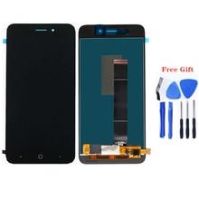 100% اختبار المنتج مناسبة ل ZTE بليد a601 LCD شاشة عرض LCD ل ZTE بليد A601 ملحقات الهاتف المحمول شاشة LCD