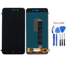 100% test produkt nadaje się do ZTE Blade a601 LCD wyświetlacz LCD ekran dla ZTE blade A601 akcesoria do telefonów komórkowych LCD ekran