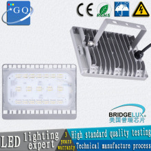 50pcs flood light led 10w 20w 30w 50w 100w roof lamp led flood light square garden light floodlights lamp outdoor light