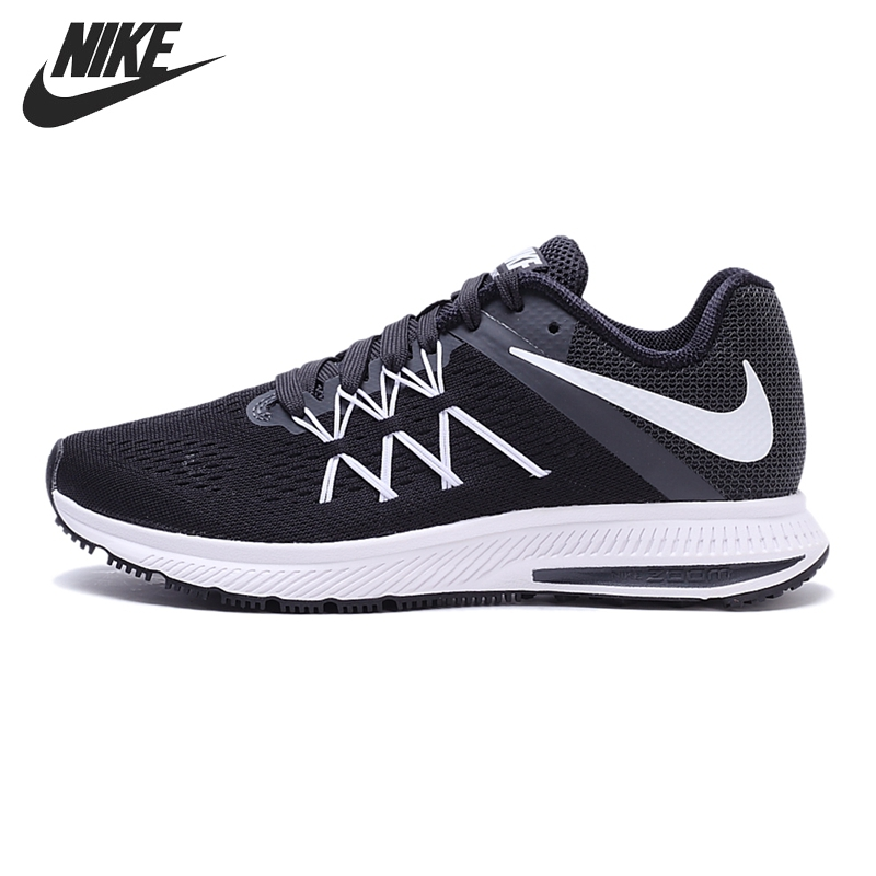 Original New Arrival 2017 NIKE WMNS ZOOM WINFLO 3 Women's Running Shoes Sneakers new arrival original nike breathable zoom winflo 3 men s running shoes sneakers trainers