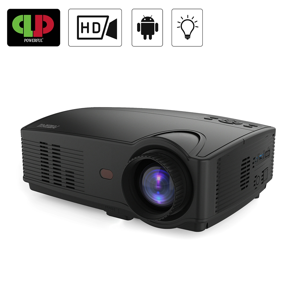 Powerful LED Projector SV 328 328pro Full HD Projector 1080P Display Supported HDMI Android Home Theater