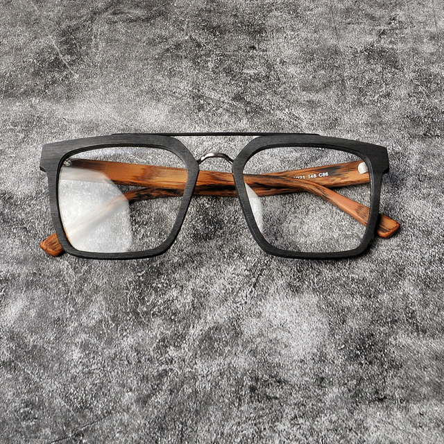 Instagram ผู้หญิง Hot VINTAGE กรอบแว่นตาผู้ชายใหม่สแควร์ Acetate แว่นตาขนาดใหญ่แว่นตาสายตาสั้น Blue Light แว่นตาล้างเลนส์