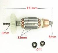 AC220-240V C208803G Da Armadura Do Rotor Do Motor para HITACHI 360596E D10VC2