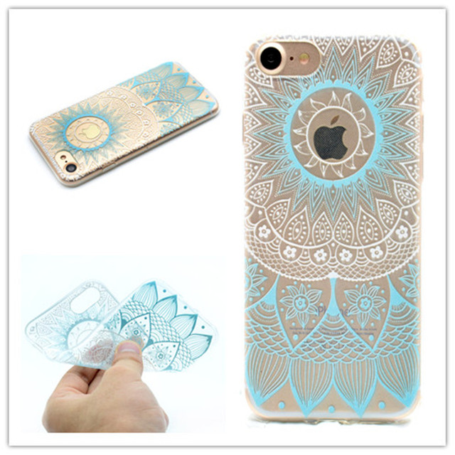transparent tpu cover for iphone 7 case fashion colour decorationtransparent tpu cover for iphone 7 case fashion colour decoration tower bike butterfly girl feather design