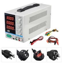 Alimentation régulée de laboratoire DC 30V 10a, affichage à 4 chiffres, réparation de charge USB, commutation, nouveauté PS-3010DF