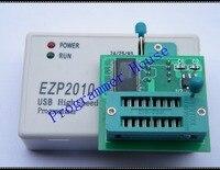 Envío gratis 24 25 93 Series USB programador de alta velocidad 2010 edición USB SPI programador + V1.8adapter