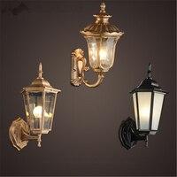 Industrial do vintage americano Parede lâmpadas luzes do banheiro luz do quarto luzes de parede para casa decoração do quarto da lâmpada industrial