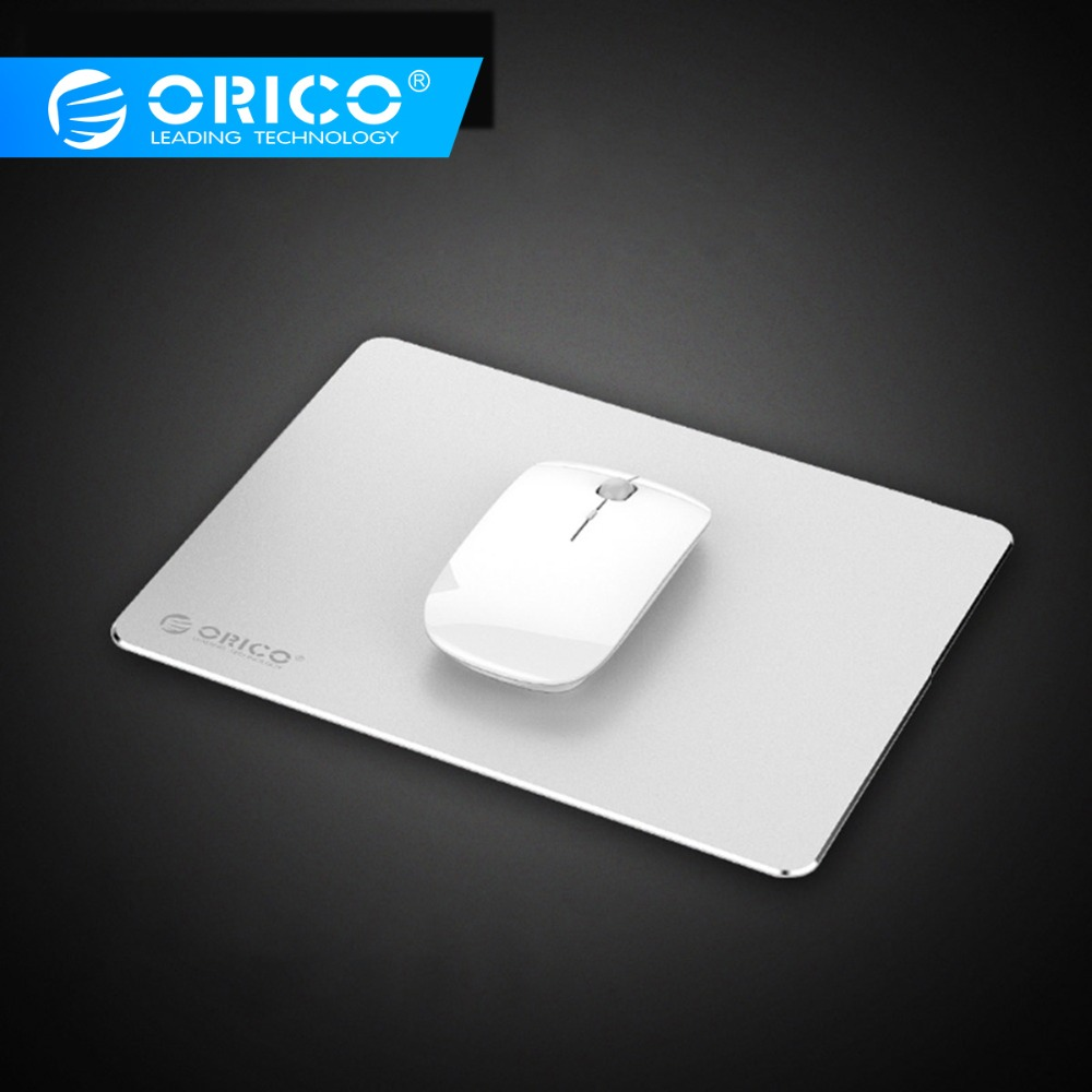 ORICO Aluminum Large Size Mouse Pad PC Computer Gaming Mousepad Desk Mat For League of Legend Surprise CS World of Warcraf Dota2