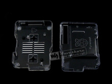 Raspberry Pi Model B New Clear Transparent Case A Acrylic Box Cover for Raspberry-pi Kit