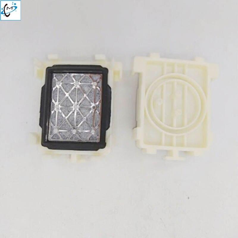 Livraison gratuite DX5 cap top Eco solvant traceur imprimante Yongli Aifa Titan-jet DX7 gare feuille de recouvrement de rechange partie